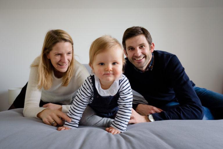 Photographe lifestyle famille bébé domicile Yvelines 78 Chatou