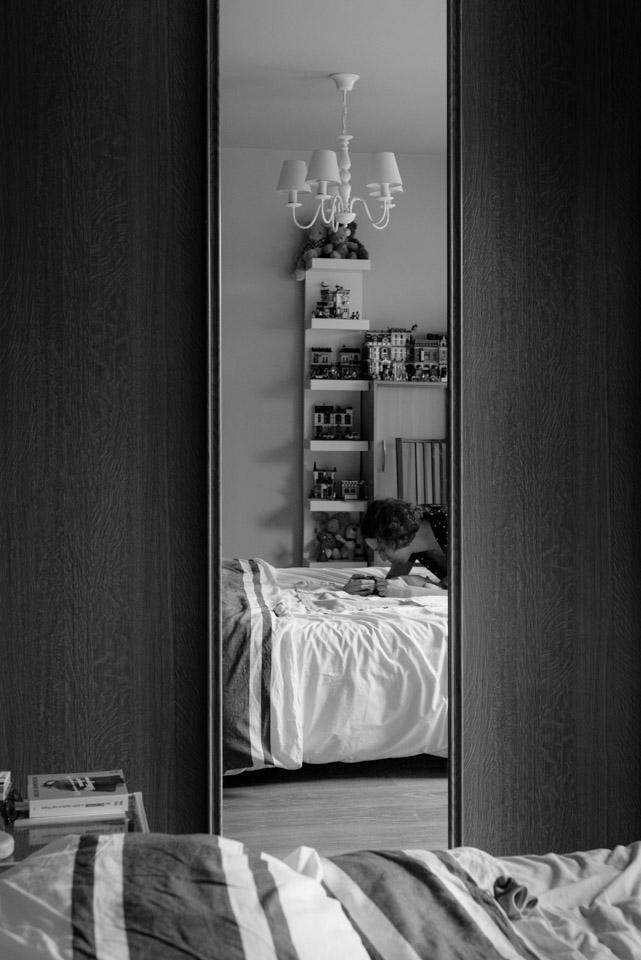 photographe nouveau-né à domcile Yvelines Rambouillet