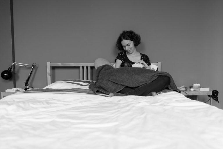 photo nouveau-né bébé séance à domicile Yvelines Rambouillet