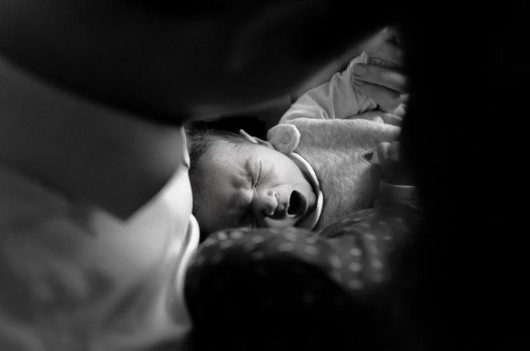 photographe naissance bébé séance lifestyle Yvelines Rambouillet