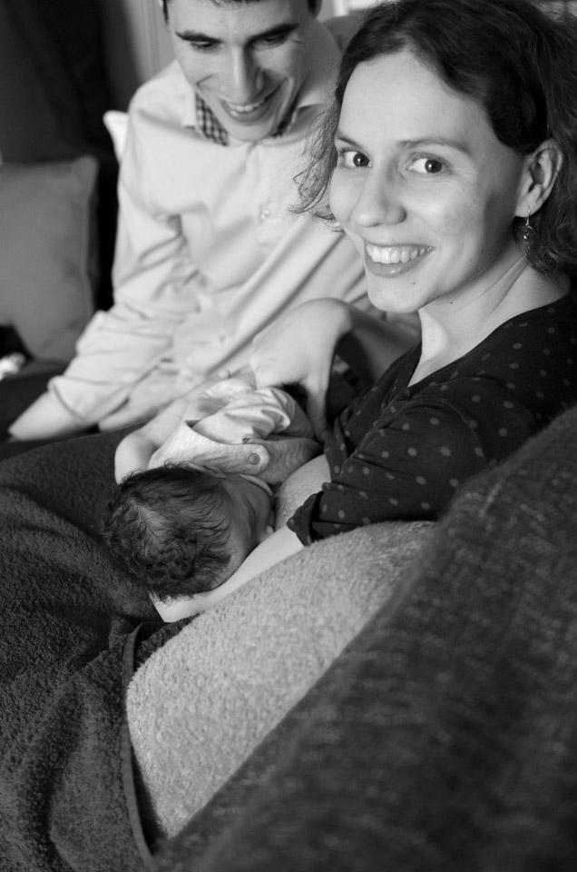 photo naturelle nouveau-né bébé séance à domicile Yvelines Rambouillet
