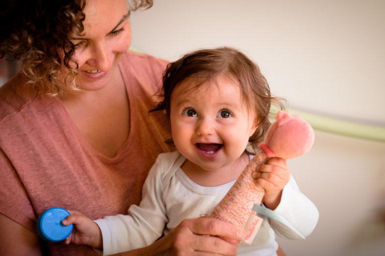 Séance photo maman bébé Chatou Lifestyle Famille Yvelines