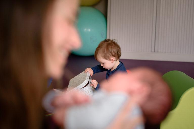 Séance photo bébé Lifestyle Famille Yvelines