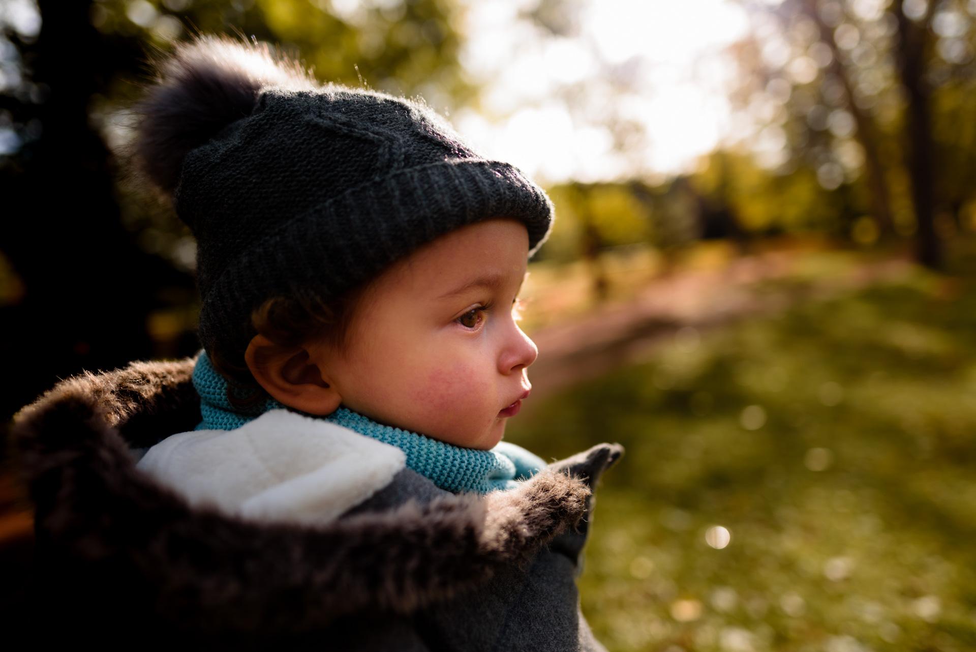 Photographe séance Yvelines automne Vésinet Chatou bébé Instant famille Sandrine siryani