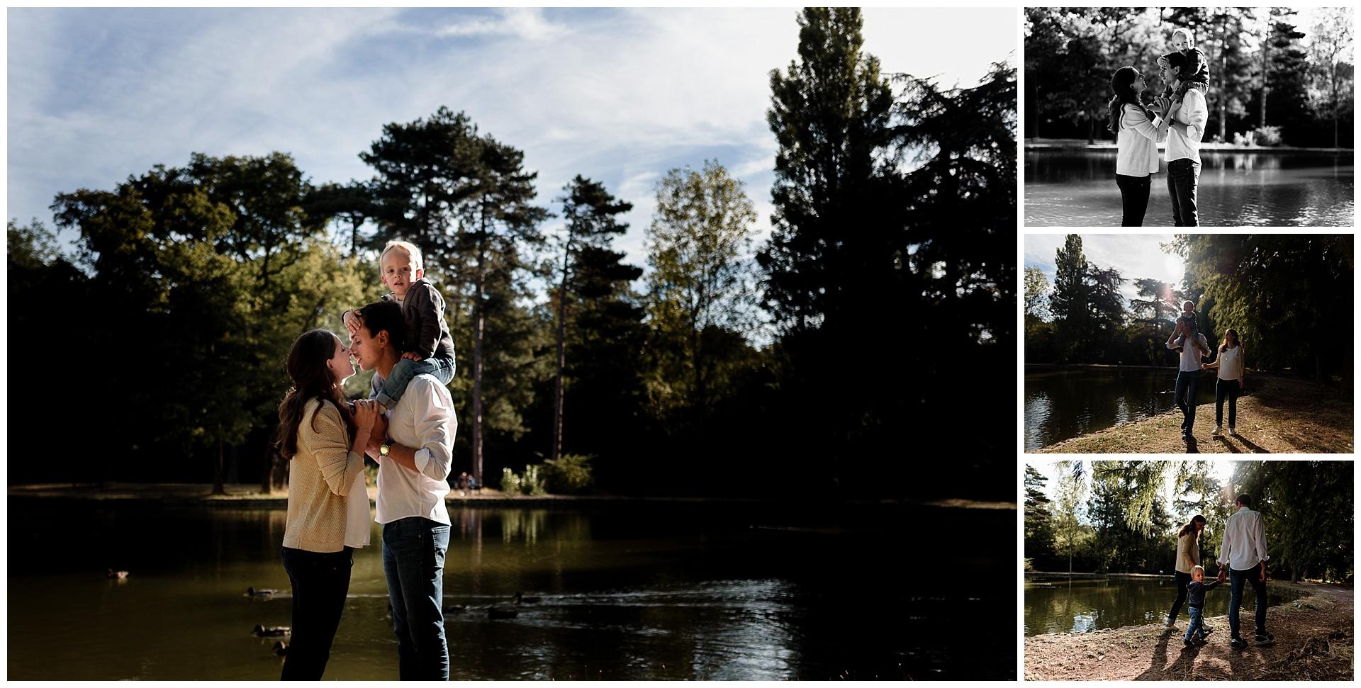 séance photo famille grossesse extérieur lifestyle Boulogne-billancourt Sandrine Siryani