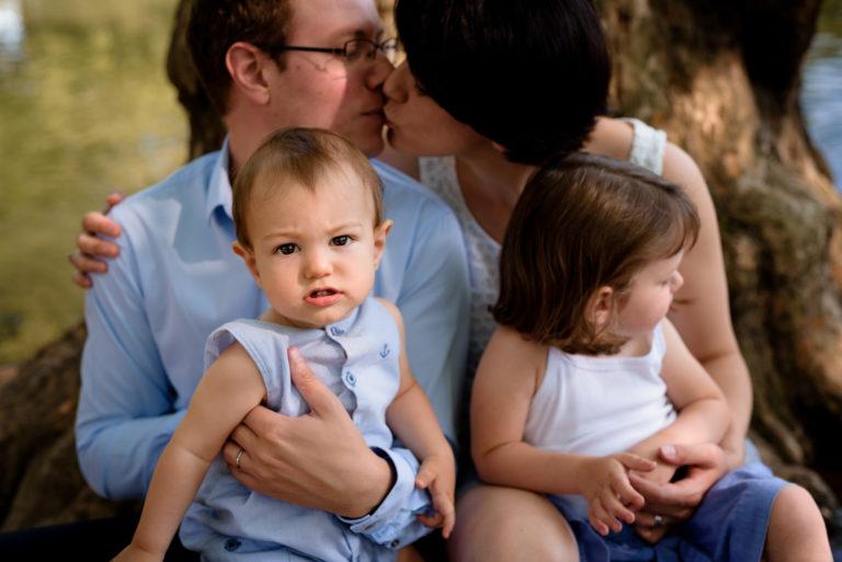 Photographe Famille Yvelines Séance extérieur Lifestyle Le Vesinet Chatou 78