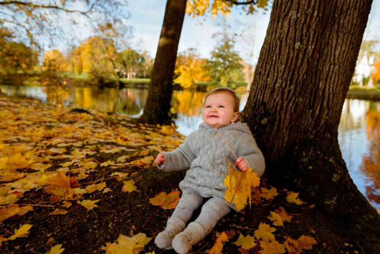 Séance Lifestyle photo bébé Yvelines Le Vesinet