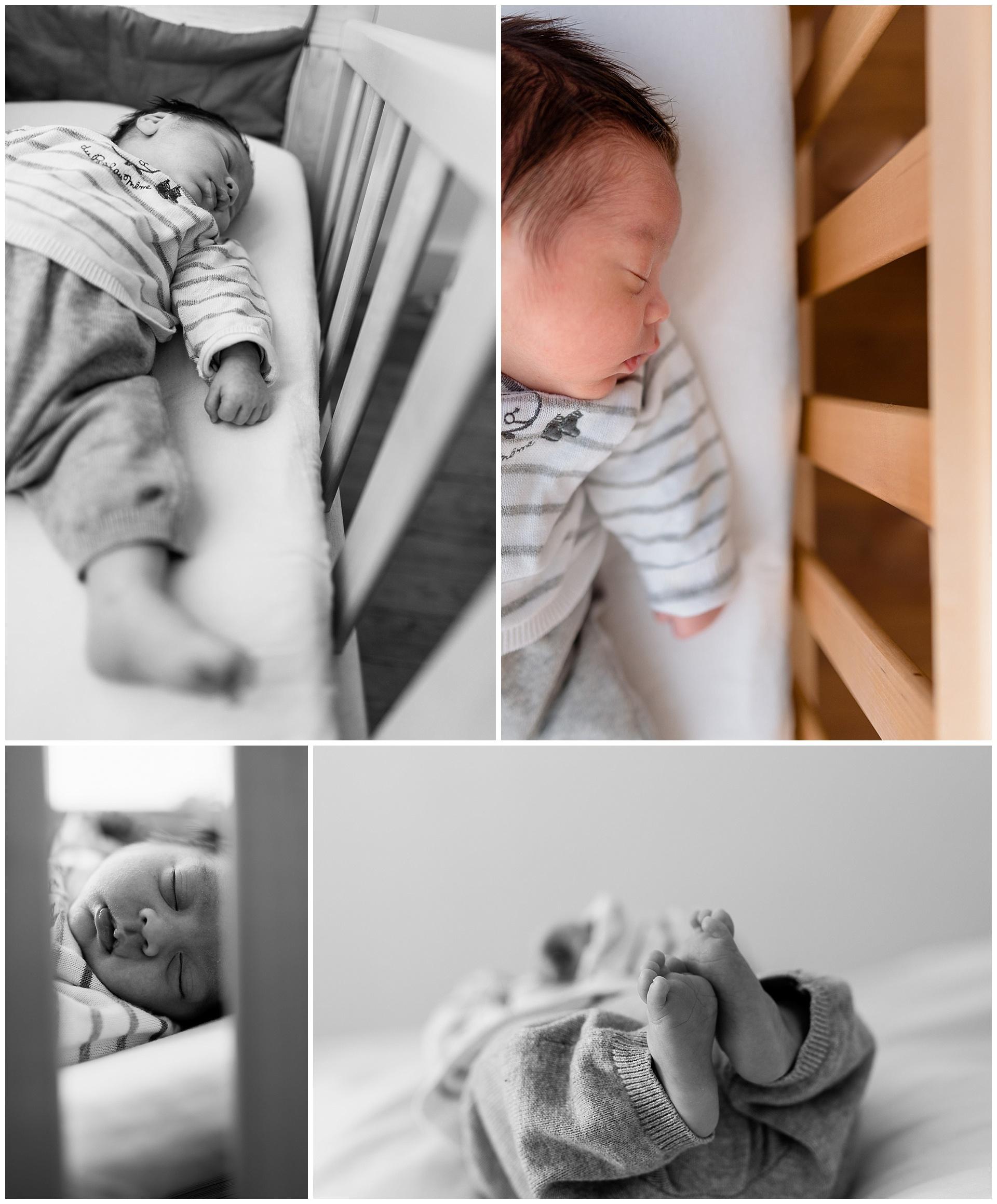 Séance photo domicile naissance nouveau-né bébé hauts-de-seine Boulogne-Billancourt