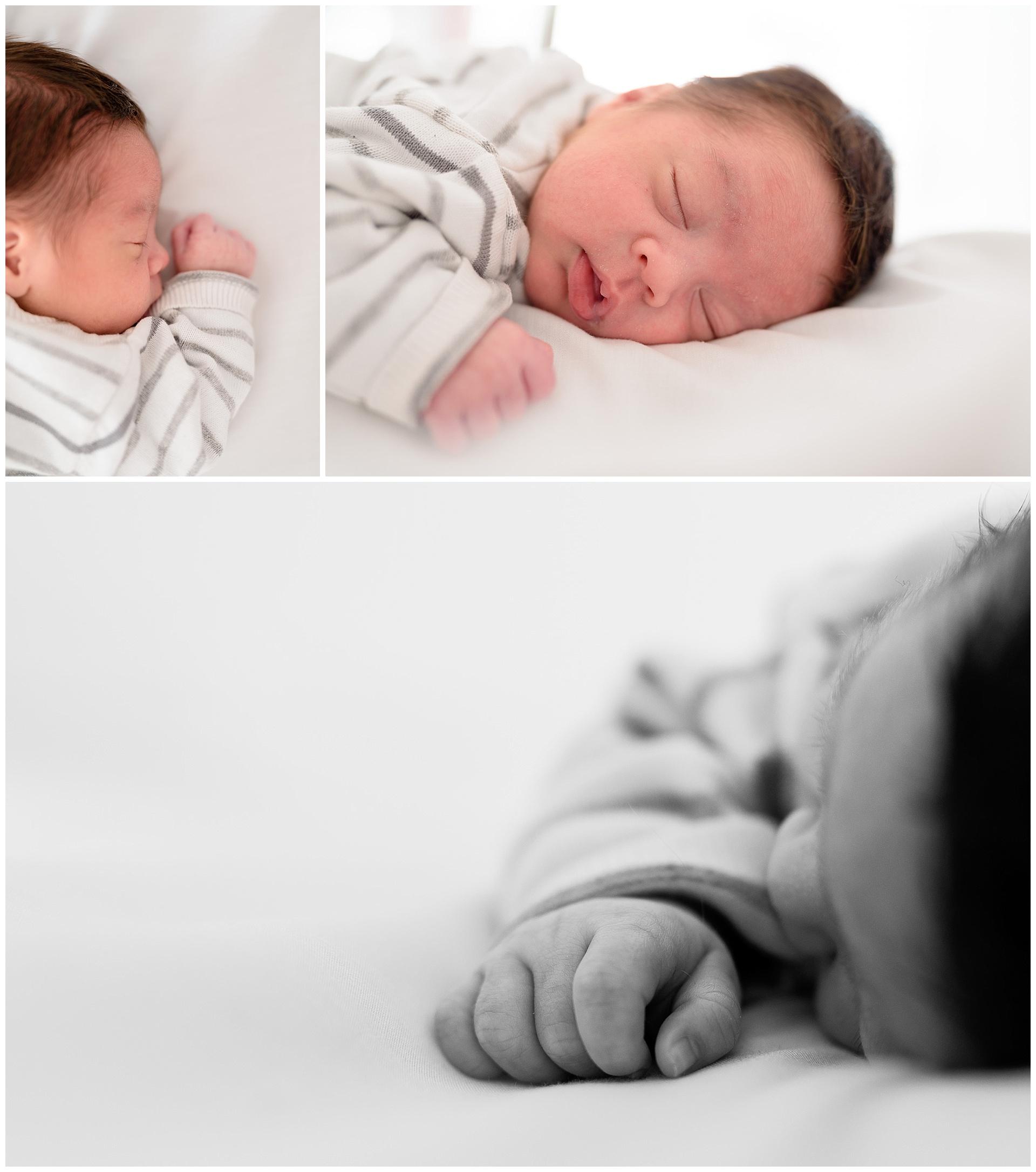 Séance photo naissance nouveau-né domicile bébé hauts-de-seine Boulogne-Billancourt