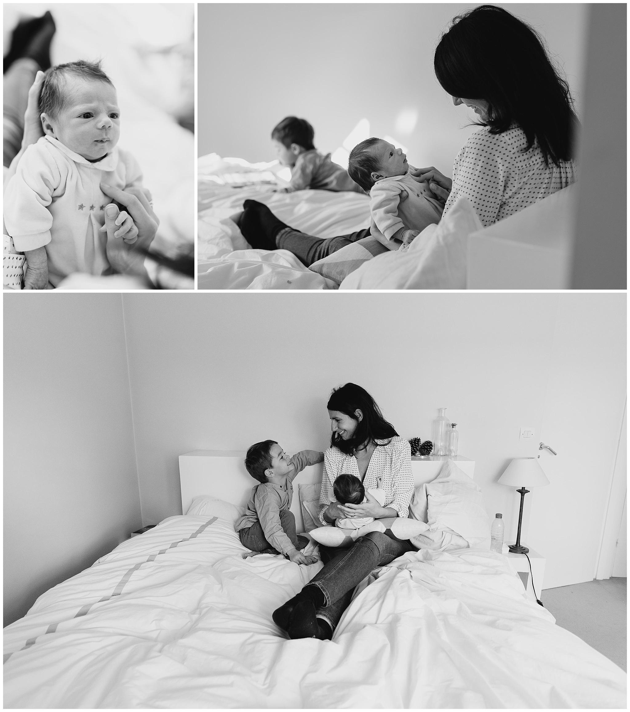 Photographe séance photo Naissance Nouveau-né Bébé Famille Yvelines Paris 78 92 75
