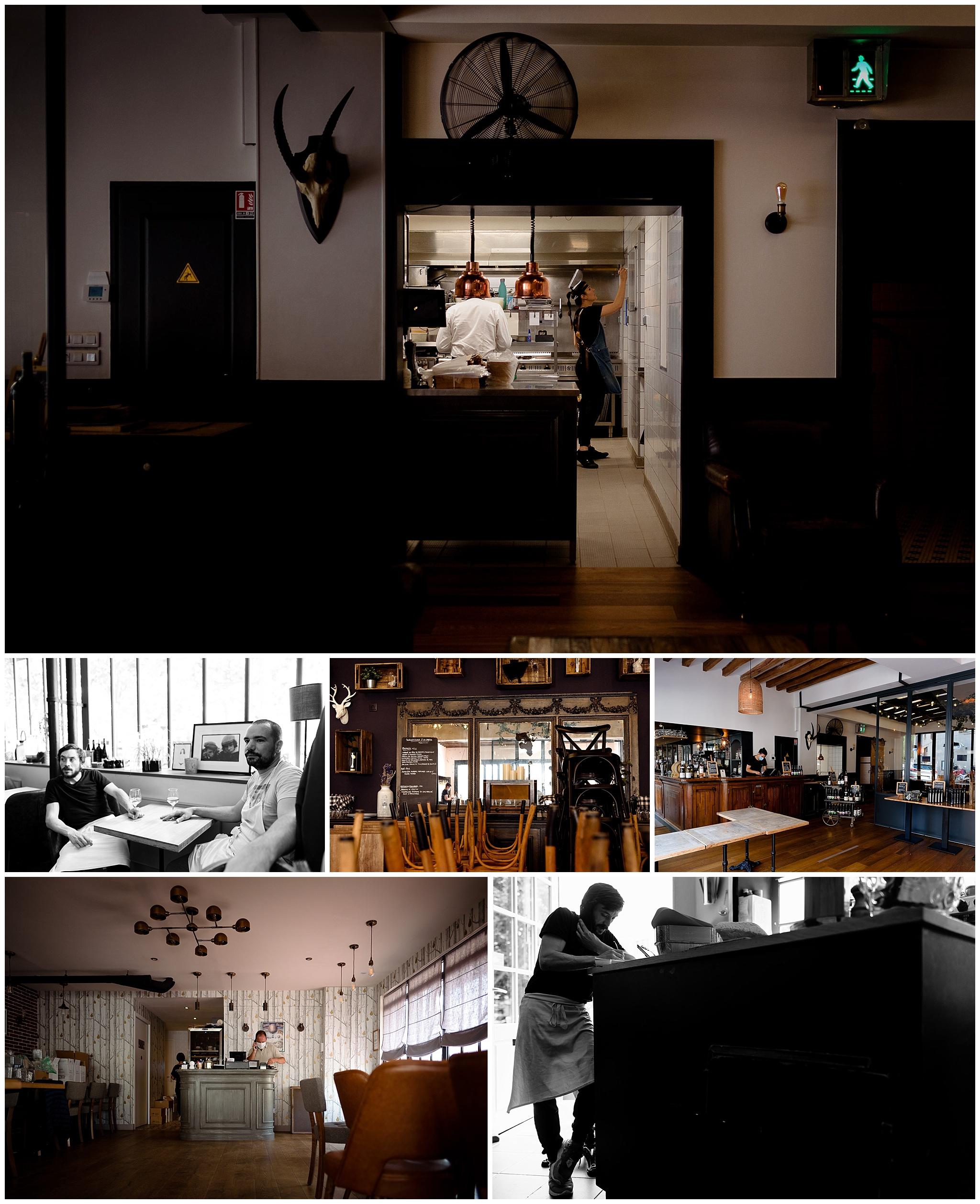 Restaurant confinement cuisine goût 78 92 75 Paris Yvelines chefs plats à emporter Sandrine Siryani  Cabane bel ami enfants de coeur Ballon voyageur Tables d'Augustin