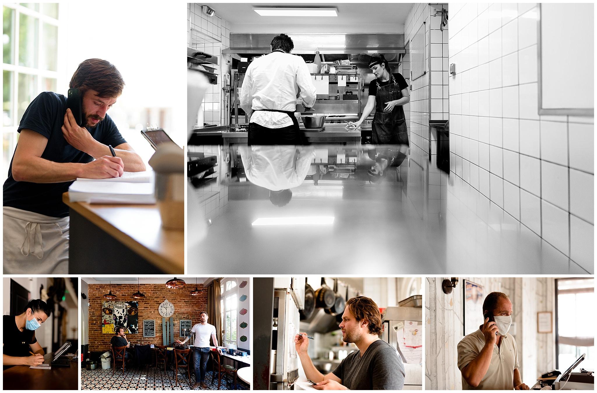 Restaurant confinement cuisine goût 78 92 75 Paris Yvelines chefs organisation Sandrine Siryani Cabane bel ami enfants de coeur Ballon voyageur Tables d'Augustin