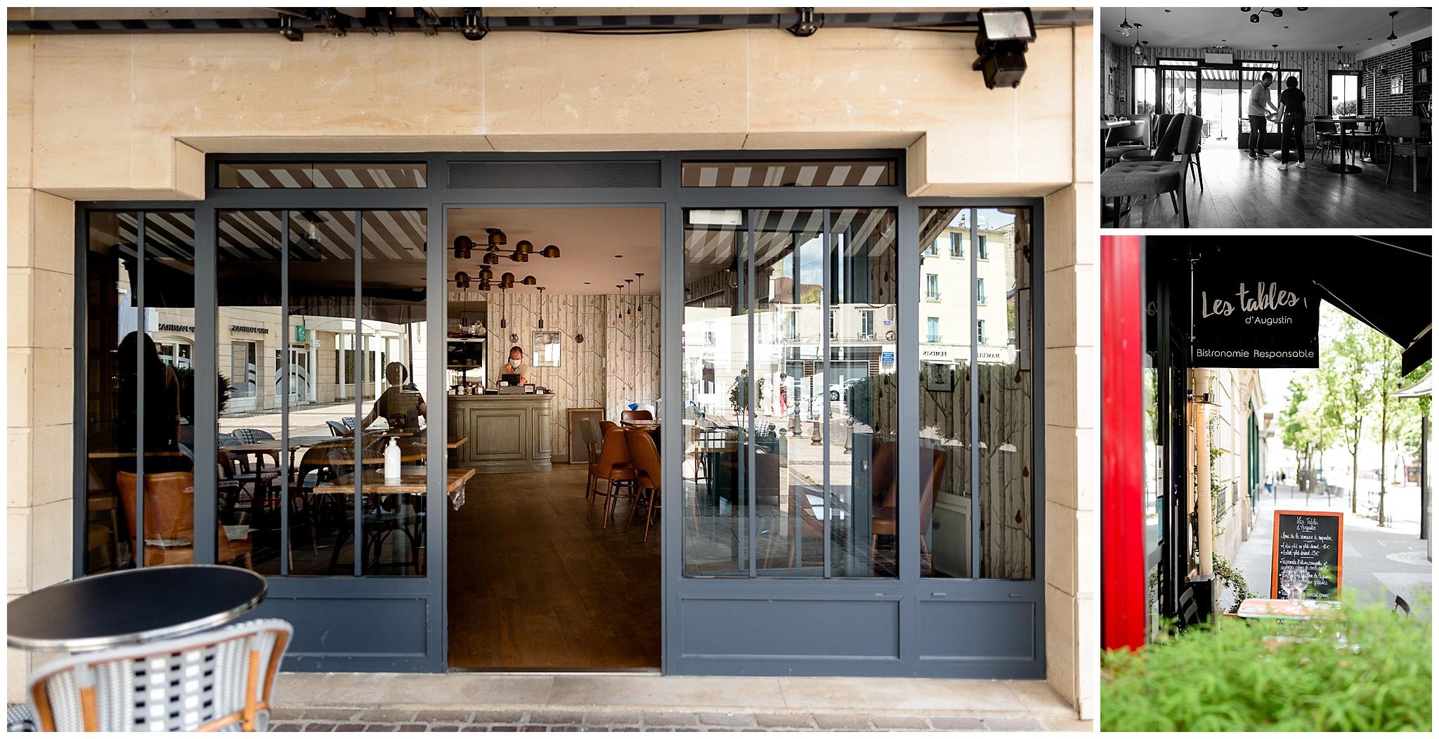 Restaurant confinement cuisine goût 78 92 75 Paris Yvelines chefs terrasse Sandrine Siryani  Cabane bel ami enfants de coeur Ballon voyageur Tables d'Augustin