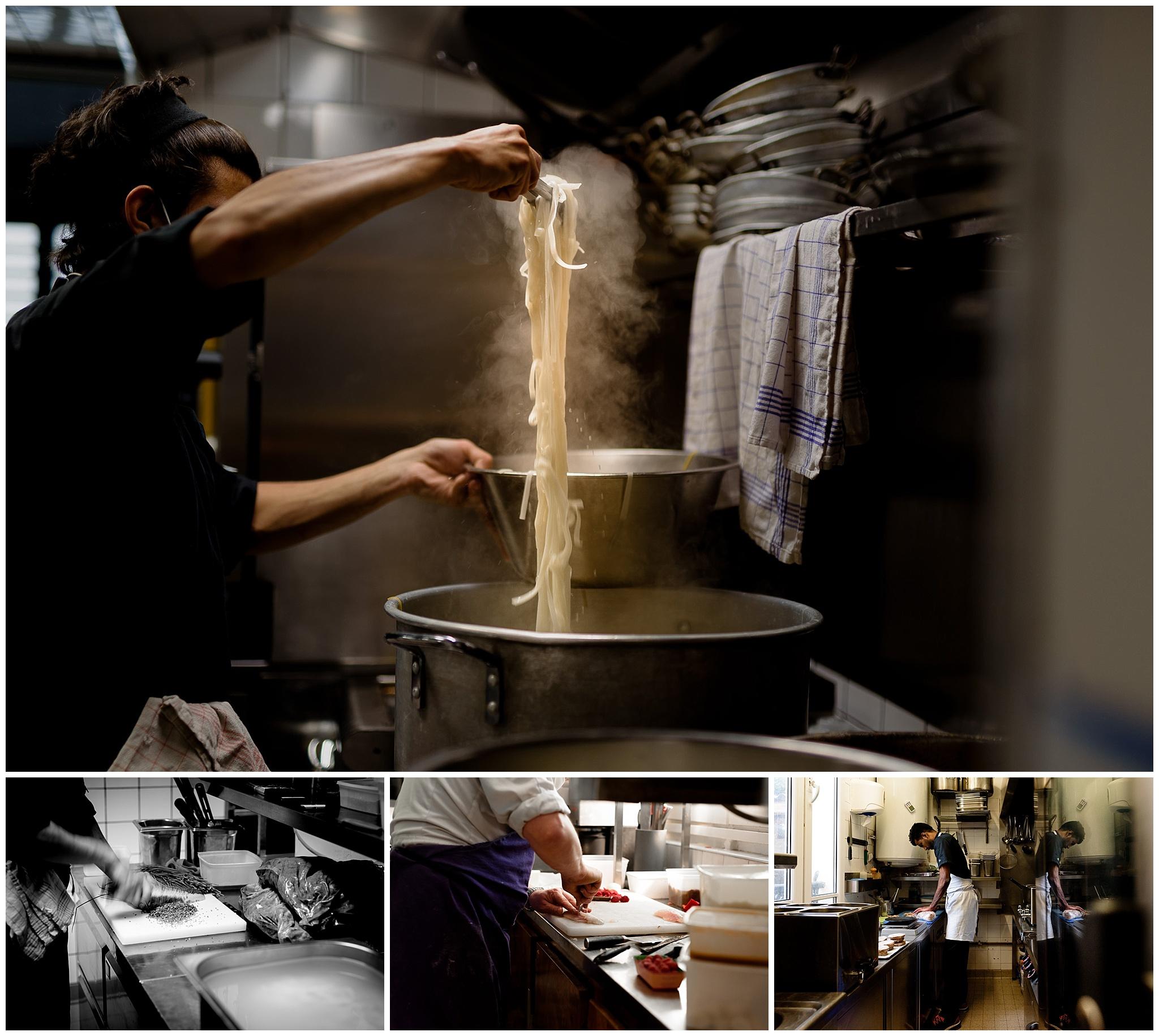 Restaurant confinement cuisine goût 78 92 75 Paris Yvelines chefs Sandrine Siryani Cabane bel ami enfants de coeur Ballon voyageur Tables d'Augustin